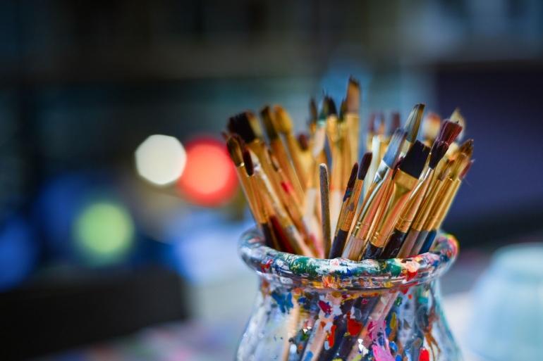 Apakah kebebasan berbanding lurus dengan kreativitas? | Ilustrasi oleh Rudy dan Peter Skitterians via Pixabay
