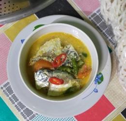 Gulai Ikan Semar   Foto: Siti Nazarotin