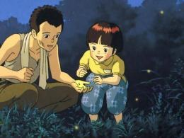 Grave of the Fireflies  Sumber: Studio Ghibli via Liputan6.com