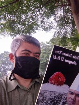 Buku Kisah Cinta Letnan Rose dengan Si Koki (foto hanif ahmad)
