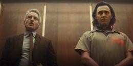 Owen Wilson dan Tom Hiddleston | Dok. Marvel Studio