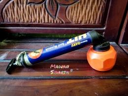 Alat semprot nyamuk (Dokumentasi Mawan Sidarta)