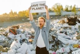 Sisi gelap sampah industri modern - Photo by Gustavo Fring from Pexels