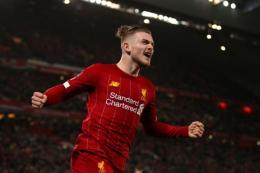 Harvey Elliott, pemain muda Liverpool berusia 18 tahun siap merumput di Premier League (Foto Getty Images)