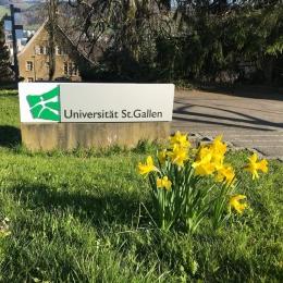 Universitas St. Gallen foto von Iin Assenheimer