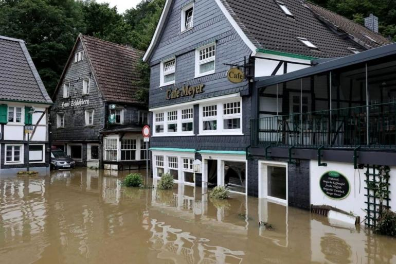 Bencana banjir Jerman | foto: sueddeutsche.de/imago/Nordphoto—
