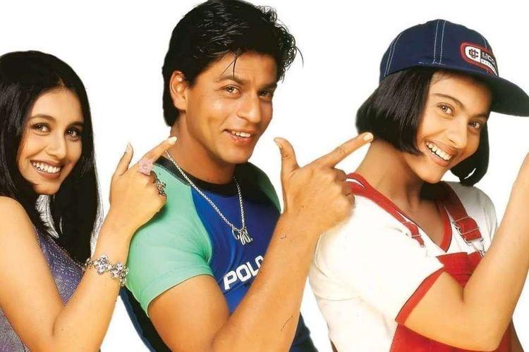Kuch Kuch Hota Hai (1998) (sumber: IMDb via kompas.com)