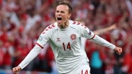 Mikkel Damsgaard. (via sport.es)