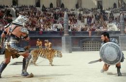 Salah satu adegan di film Gladiator. Sumber: dreamworks / www.imdb.com
