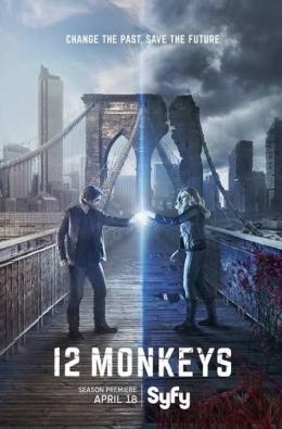 Film 12 Monkeys. Sumber: imdb.com