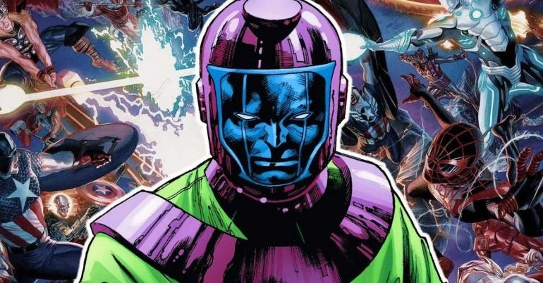 Kang The Conqueror menjadi karakter penting bagi masa depan MCU. Sumber : Comic Book