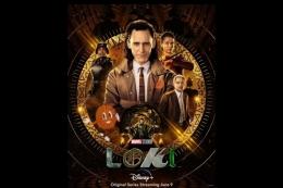 poster film Loki | sumber: imdb via kompas.com