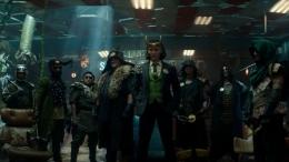 Loki dan Loki | sumber: Tangkapan layar Loki episode 5