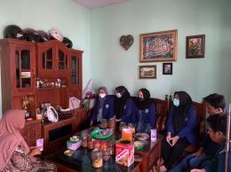 observasi kepada Ibu-Ibu PKH/dokpri