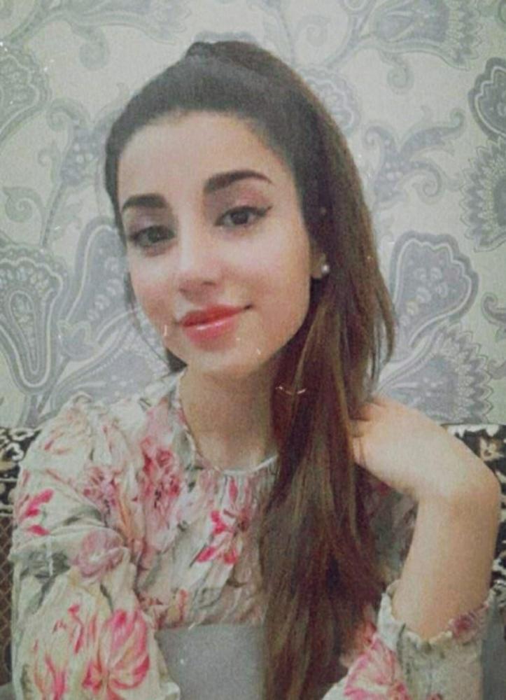Sofia Rinat, Wanita Azerbaijan. (Dok. Pribadi/Lambok Dominikus)