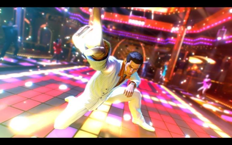 Kazuma Kiryu, salah satu protagonis yang kita mainkan di game ini. Sumber Gambar: yakuza.fandom.com