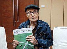 Bapak Sapardi Djoko Damono. Sumber foto: wikiwand
