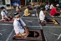 Hari Raya Idul Adha (kompas.com)