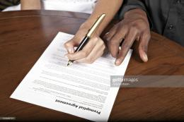 Prenuptial Agreement (gettyimages/Jodi Jacobson)