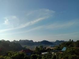 Pagi di hari idul kurban (dokpri)