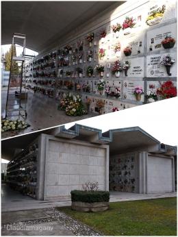 Lucoli, makam dalam dinding (Foto fok. Pribadi)