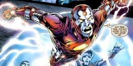 Salah satu varian Kang sebagai superhero Iron Lad, bahkan jadi anggota Young Avengers. Sumber : Screenrant