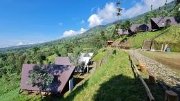 Lingkungan Alam yang asri di lereng Gunung Merbabu (dokpri)