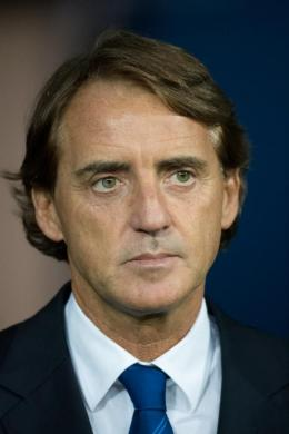 Roberto Mancini, pelatih Timnas Italia. Sumber gambar: https://commons.wikimedia.org/wiki/File:Mancini_2017.jpg