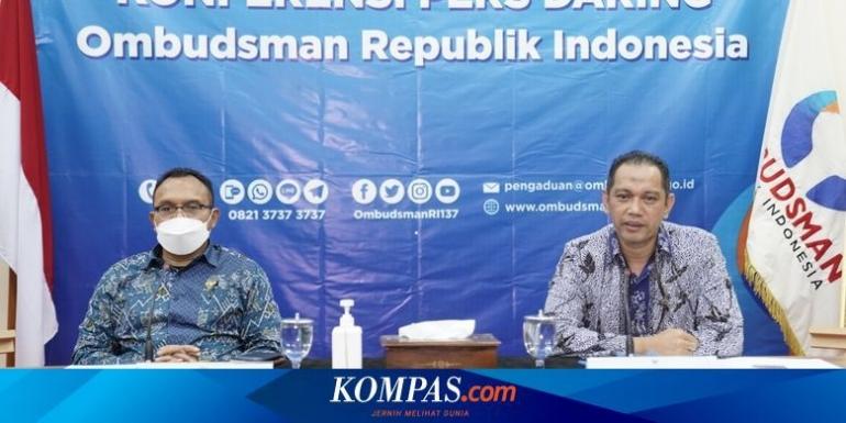 Ombudsman RI. Foto: kompas.com