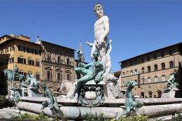 Fountain of Neptune-Florence. Sumber: salvatore blog /www.gartner.com