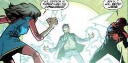 Salah satu easter egg di serial Loki juga berhubungan dengan varian Kang satu ini. Sumber : Screenrant