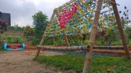 Tiarap (Foto oleh : KKN UM 2021 Desa Pandanmulyo)