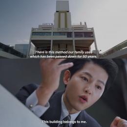 Cheonggye Sewoon Plaza dalam Drama Korea