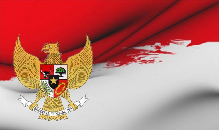 The Picture of Pancasila with Indonesian Flag Background, Source: insists.id
