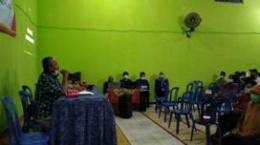 Pertemuan dan pembentukan kelompok sadar wisata (pokdarwis) Dokpri