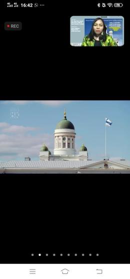 zoom kotekasiana, keindahan Finlandia/Tangkapan layar dokpri