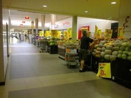 mall dimana ada toko roti (dok pribadi)