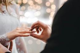 Ilustrasi pernikahan. Sumber: Shutterstock via Kompas.com