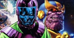 Kang The Conqueror lebih mengerikan dibandingkan dengan Thanos. Sumber : Screenrant