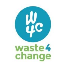 Logo Waste4change. Sumber: waste4change.com