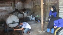 Gambar 2. Keikutsertaan Mahasiswa KKN dalam Proses Produksi