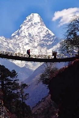 Hanging bridge yang paling popular : foto koleksi Guide