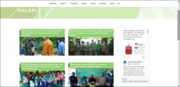 Kumpulan galeri foto yang dibuat oleh Mahasiswa KKN UM Curungrejo 2021 pada website desa (Sumber: desa-curungrejo.malangkab.go.id)