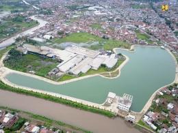 Daerah Aliran Sungai Citarum (Sumber : Kementerian PUPR)