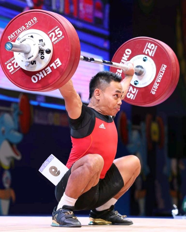 Eko Yuli Irawan/ foto: International Weightlifting Federation
