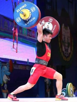 Li Fabin/International Weightlifting Federation