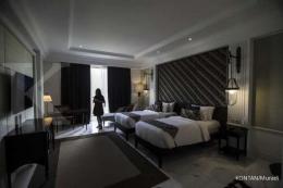 Ilustrasi kamar hotel  Sumber: KONTAN/Muradi
