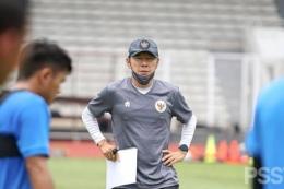 Shin Tae-yong asal Korea Selatan, kini jadi pelatih Timnas Indonesia