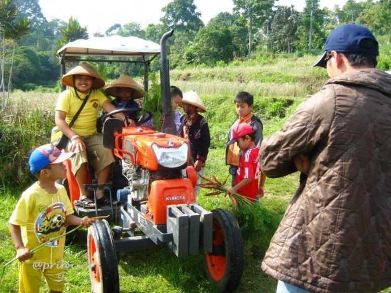 Ilustrasi Merancang Kegiatan Berkebun Menyenangkan Bagi Anak (Dokumentasi pribadi)