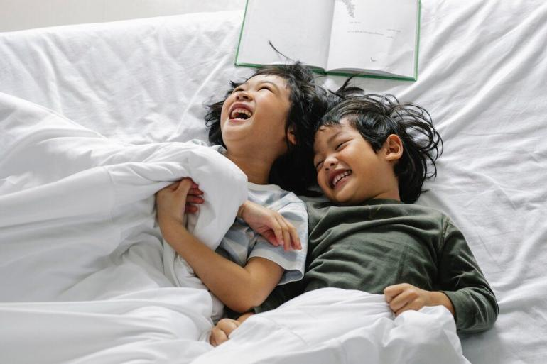 Ada anak-anak dalam dirimu -Photo by Alex Green from Pexels